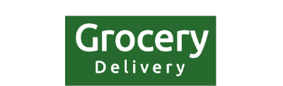 Grocery delivery LOGO